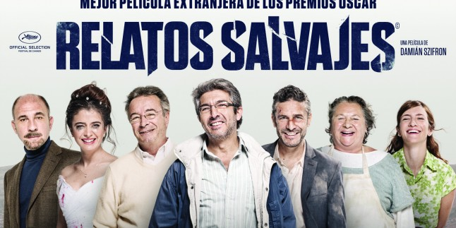 Ayın Filmi : Relatos Salvajes