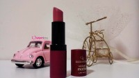 Ruj İncelemesi: Golden Rose Velvet Matte – 02