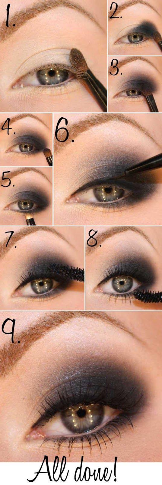 Göz Makyajı Nasıl Yapılmalı