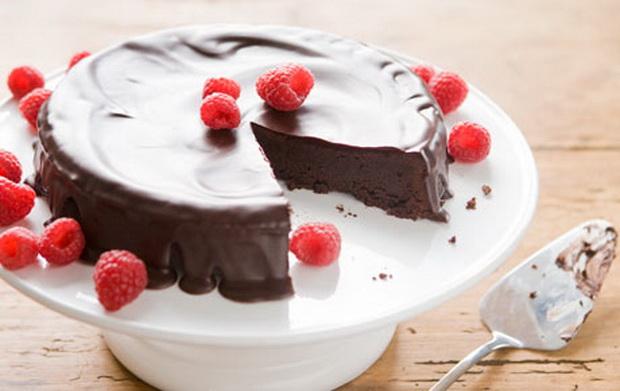glutensiz-çikolatalı-kek