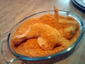 mısır gevrekli tavuk4