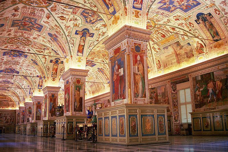 vatikan-müzeleri