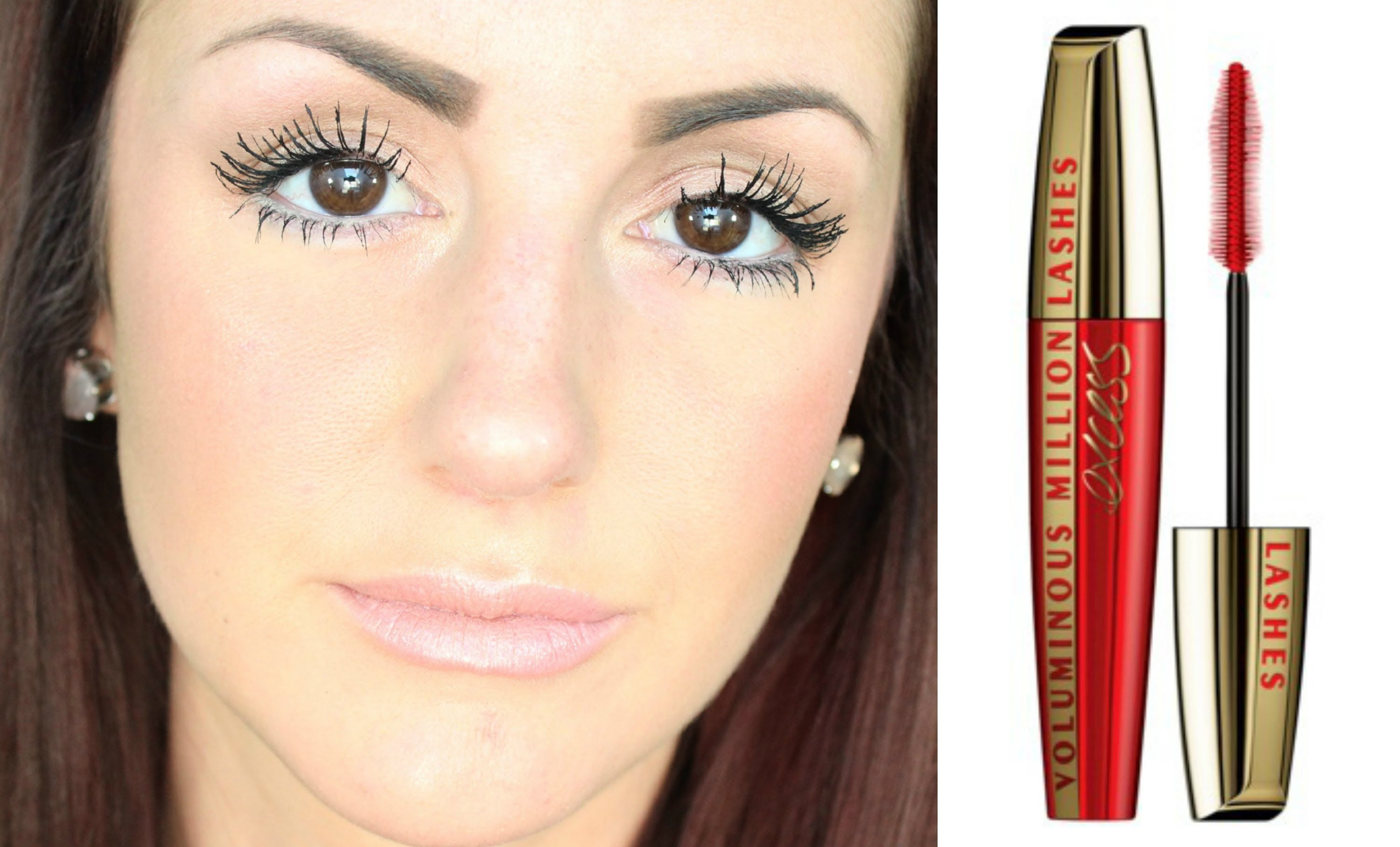 VOLUME MILLION LASHES Maskara