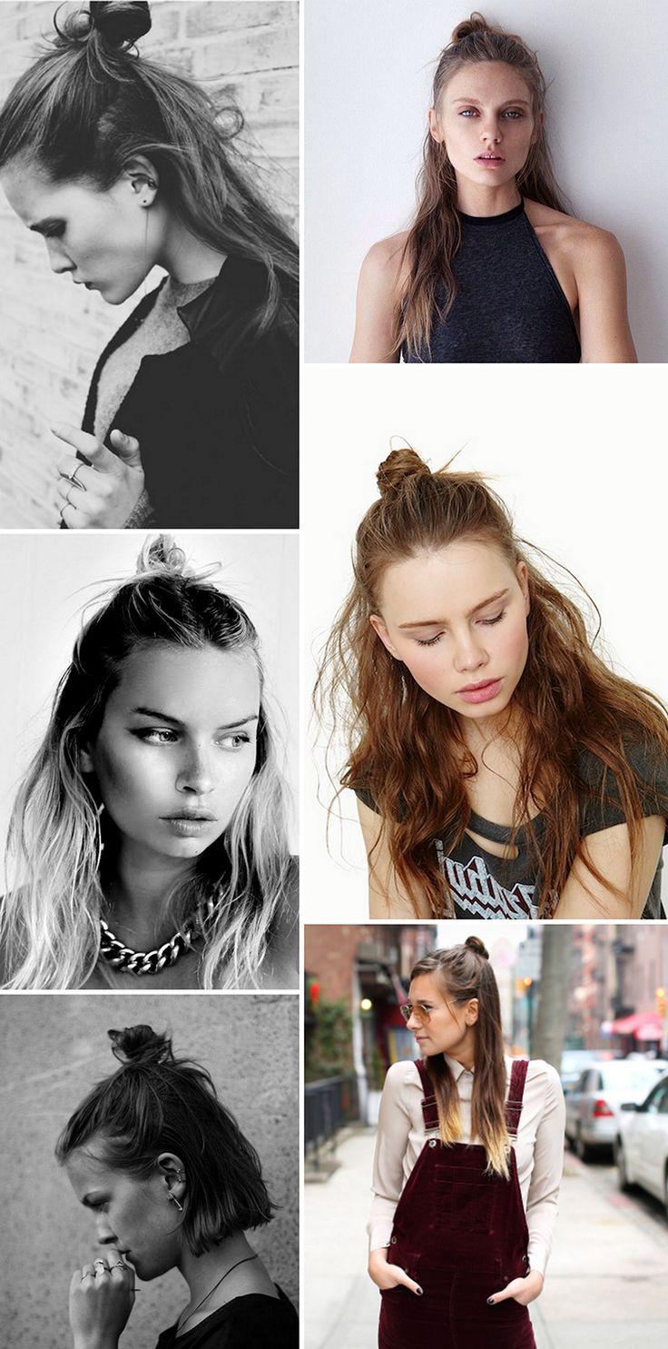yarım-topuz-2015-saç-trendi
