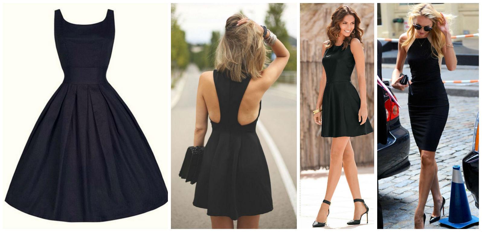 siyah-elbise