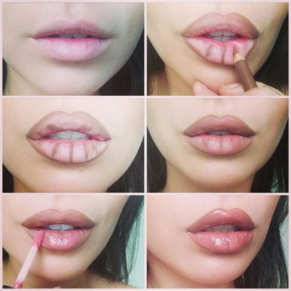 dudak-belirginleştirme