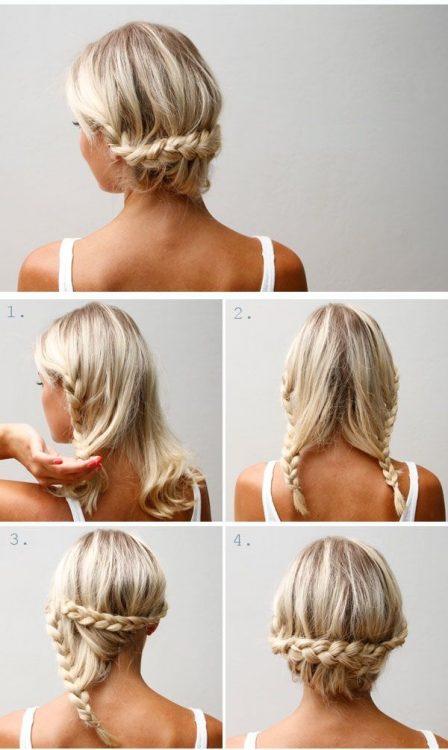 iş yeri için saç modelleri