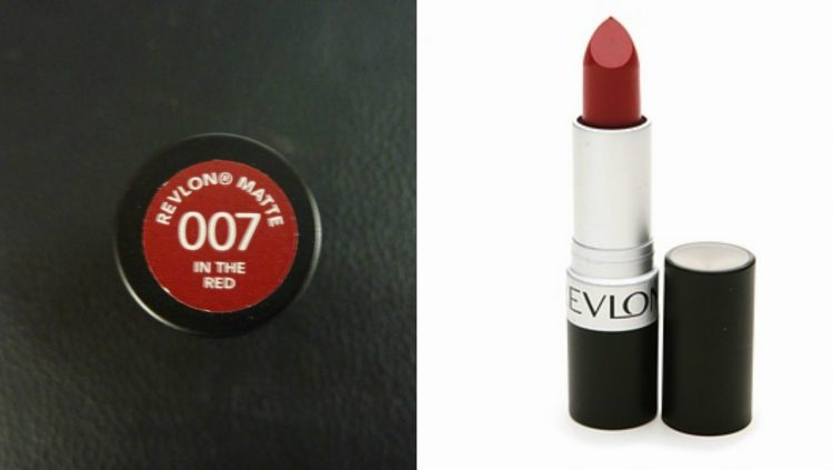 revlon in the red 007