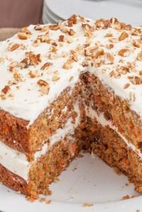 havuçlu kremalı kek tarifi