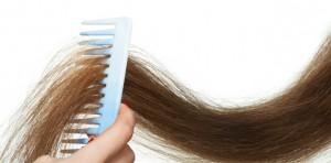 kırılan saçlar