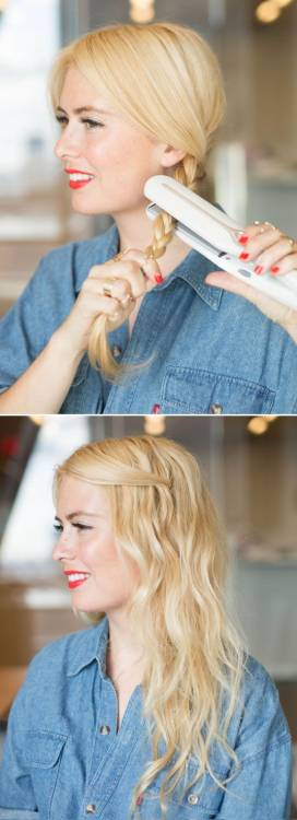 kolay saç modelleri 9