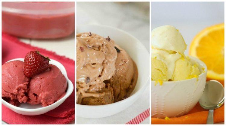 Photo of Sağlıklı Tarifler: 3 Çeşit Kolay Dondurma