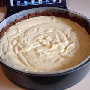 pişmeden cheesecake