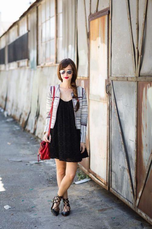 bağcıklı ayakkabı elbise kombini