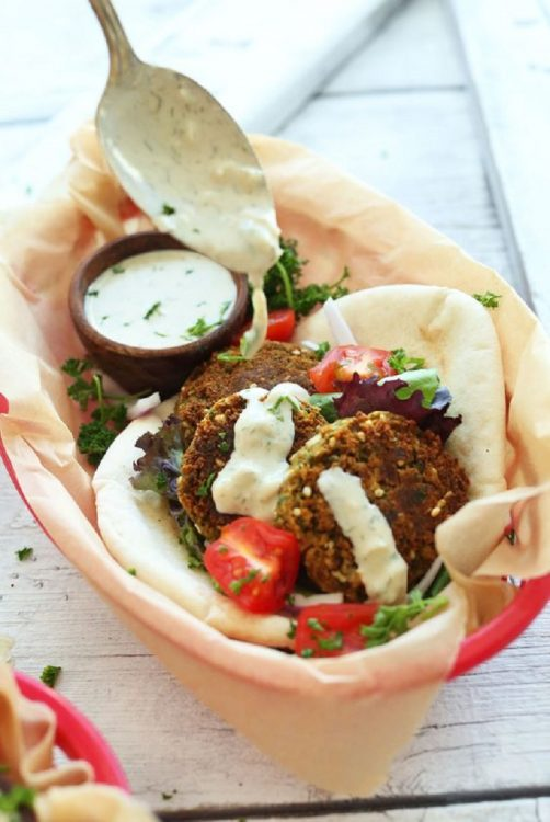 Photo of Vegan Tarifler: Falafel