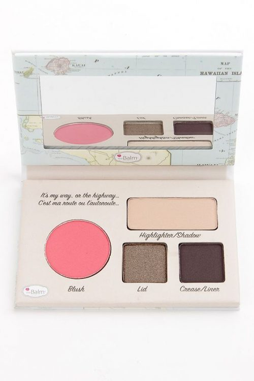 the balm hawaii autobalm face palette