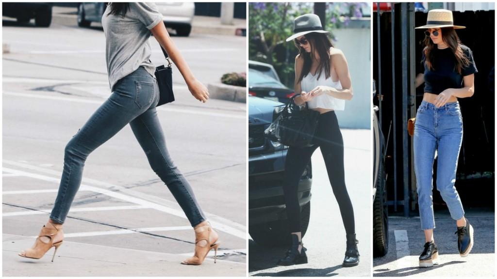 yüksek-bel-pantolon-kendall-jenner