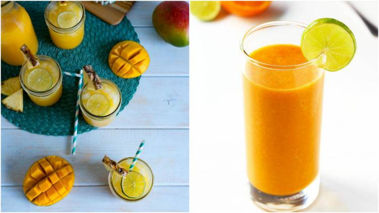 Photo of Sağlıklı Tarifler: Evde Meyve Suyu Yapımı