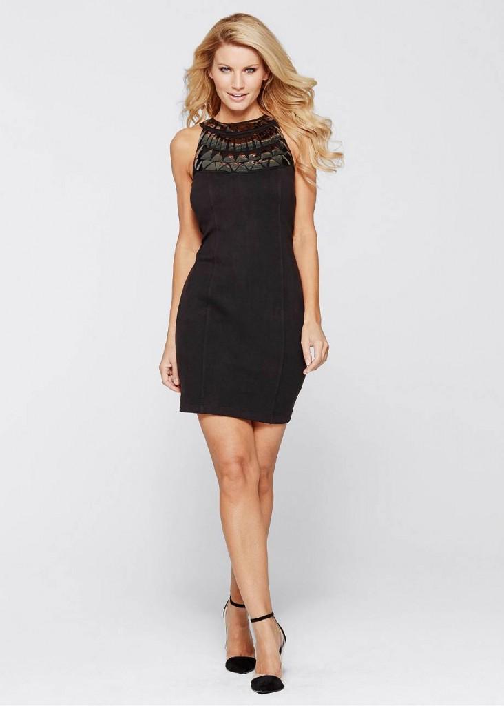 mini elbise model