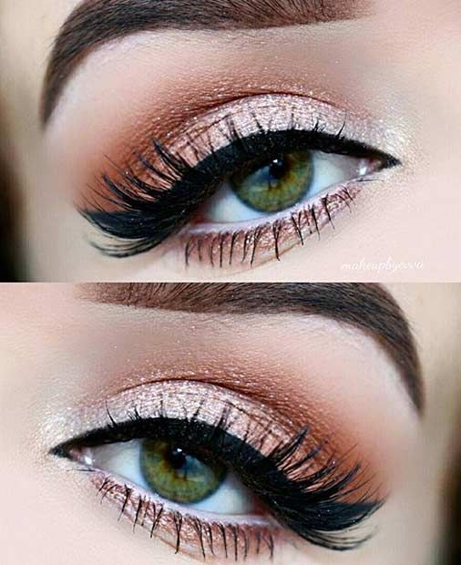 eyemakeup-for-green-eyes