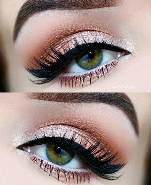 eyemakeup-for-green-eyes
