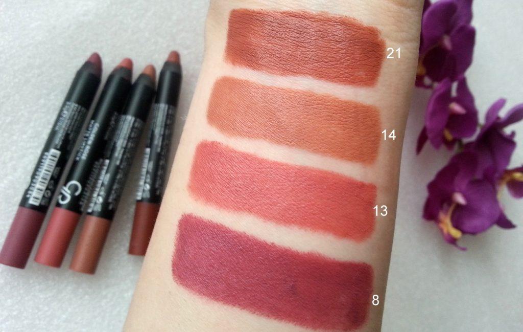 Golden-Rose-Matte-Lipstick-Crayon-Kalem-Ruj