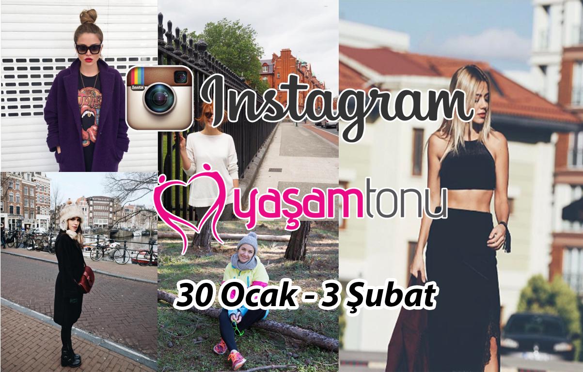 Photo of Ünlülerin Instagram Paylaşımları (30 Ocak – 3 Şubat)