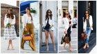 İlkbaharda Kullanabileceğiniz Beyaz Blazer Ceket İle Yapılabilecek Kombin Fikirleri
