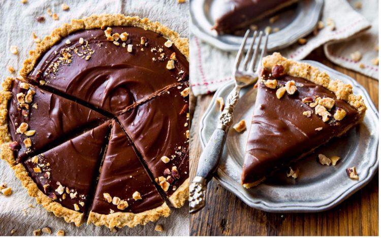 Photo of Kahve Yanı Tarifleri: Nutellalı Tart Tarifi