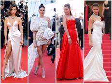 Ünlülerin 2017 Cannes Film Festivali Kırmızı Halı Görünümleri