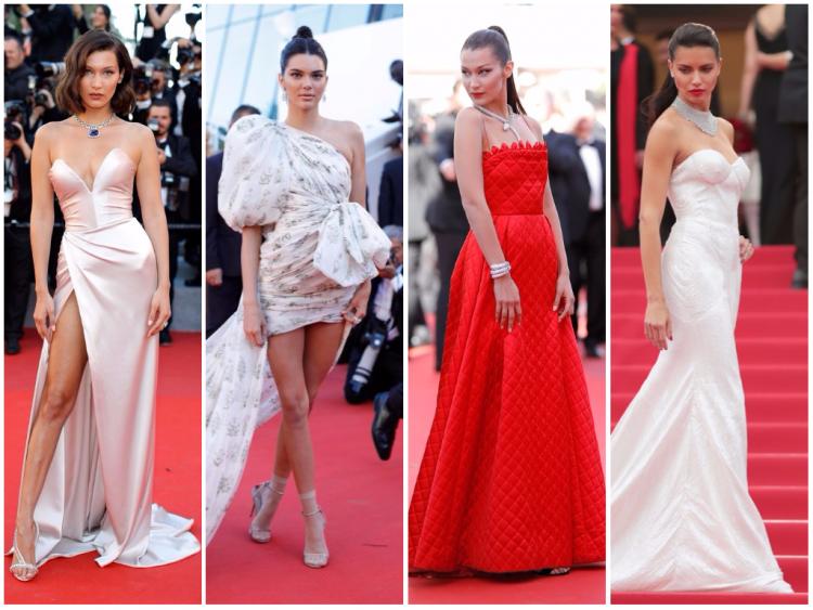 Photo of Ünlülerin 2017 Cannes Film Festivali Kırmızı Halı Görünümleri