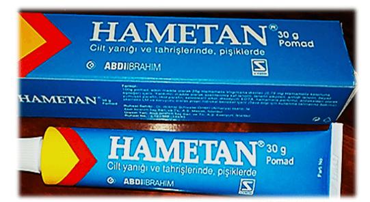 Photo of Hametan Krem Nedir? Ne İşe Yarar Yan Etkileri Kullanım Alanları?