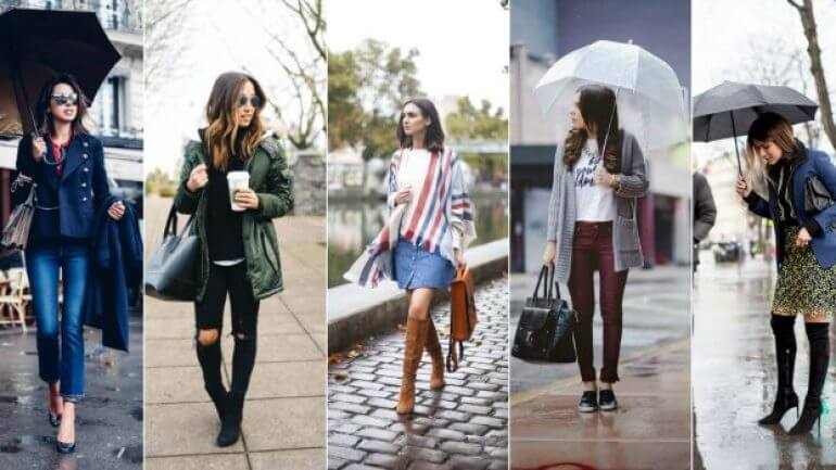 Photo of Yağmurlu Günler İçin Stil Önerileri 2019
