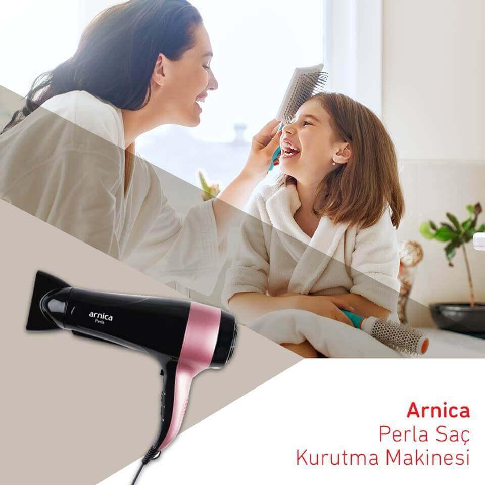 Photo of Arnica Saç Kurutma Makinesi İle Saç Şekillendirmek Çok Daha Kolay!
