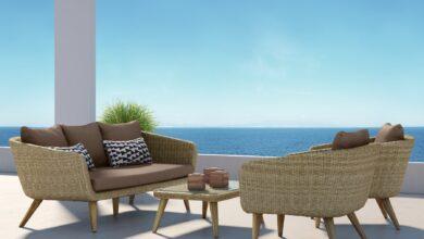 Photo of Snoc Outdoor Furniture Rattan Oturma Grubu ile Egzotik Kurgular